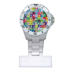 Exquisite Icons Collection Vector Plastic Nurses Watch by BangZart