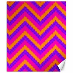 Chevron Canvas 20  X 24   by BangZart