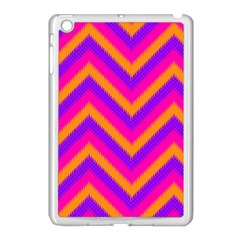 Chevron Apple Ipad Mini Case (white)