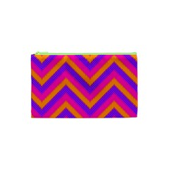 Chevron Cosmetic Bag (xs)
