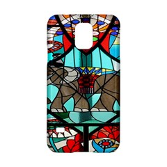 Elephant Stained Glass Samsung Galaxy S5 Hardshell Case  by BangZart