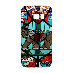 Elephant Stained Glass Galaxy S6 Edge by BangZart