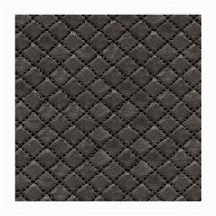 Seamless Leather Texture Pattern Medium Glasses Cloth (2 Side)