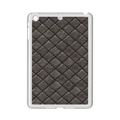Seamless Leather Texture Pattern Ipad Mini 2 Enamel Coated Cases
