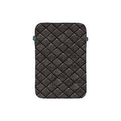 Seamless Leather Texture Pattern Apple Ipad Mini Protective Soft Cases