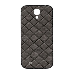 Seamless Leather Texture Pattern Samsung Galaxy S4 I9500/i9505  Hardshell Back Case by BangZart