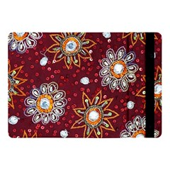 India Traditional Fabric Apple Ipad Pro 10 5   Flip Case by BangZart