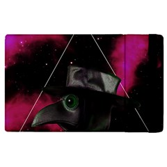 Bird Man  Apple Ipad Pro 12 9   Flip Case by Valentinaart