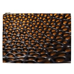 Digital Blasphemy Honeycomb Cosmetic Bag (xxl)