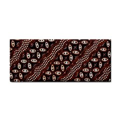 Art Traditional Batik Pattern Cosmetic Storage Cases by BangZart