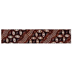 Art Traditional Batik Pattern Flano Scarf (small)