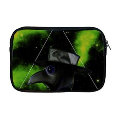 Bird Man  Apple Macbook Pro 17  Zipper Case by Valentinaart