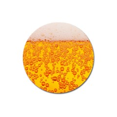 Beer Alcohol Drink Drinks Magnet 3  (round) by BangZart