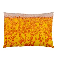 Beer Alcohol Drink Drinks Pillow Case (two Sides) by BangZart