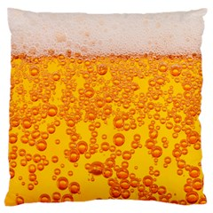 Beer Alcohol Drink Drinks Large Cushion Case (two Sides)