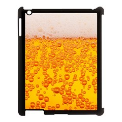 Beer Alcohol Drink Drinks Apple Ipad 3/4 Case (black) by BangZart