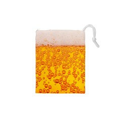 Beer Alcohol Drink Drinks Drawstring Pouches (xs)