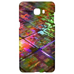 Technology Circuit Computer Samsung C9 Pro Hardshell Case  by BangZart