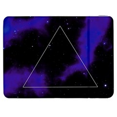 Space Samsung Galaxy Tab 7  P1000 Flip Case by Valentinaart