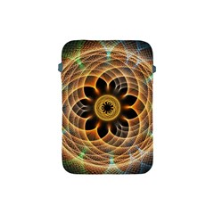Mixed Chaos Flower Colorful Fractal Apple Ipad Mini Protective Soft Cases by BangZart