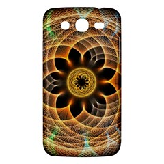 Mixed Chaos Flower Colorful Fractal Samsung Galaxy Mega 5 8 I9152 Hardshell Case