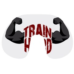 Train Hard Travel Neck Pillows