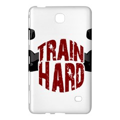 Train Hard Samsung Galaxy Tab 4 (8 ) Hardshell Case