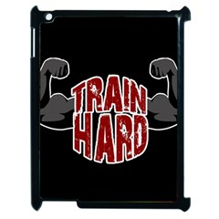 Train Hard Apple Ipad 2 Case (black)