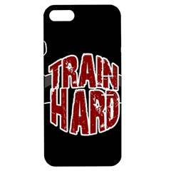 Train Hard Apple Iphone 5 Hardshell Case With Stand by Valentinaart