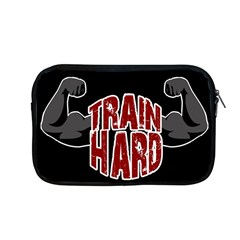 Train Hard Apple Macbook Pro 13  Zipper Case by Valentinaart