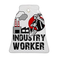 Industry Worker  Ornament (bell)
