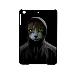 Gangsta Cat Ipad Mini 2 Hardshell Cases by Valentinaart
