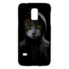 Gangsta Cat Galaxy S5 Mini