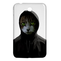 Gangsta Cat Samsung Galaxy Tab 3 (7 ) P3200 Hardshell Case  by Valentinaart