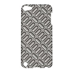 Grey Diamond Metal Texture Apple Ipod Touch 5 Hardshell Case