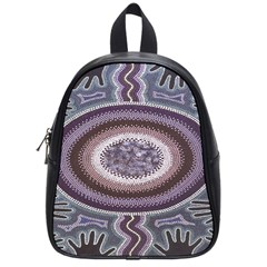 Spirit Of The Child Australian Aboriginal Art School Bags (small)