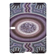 Spirit Of The Child Australian Aboriginal Art Samsung Galaxy Tab S (10 5 ) Hardshell Case