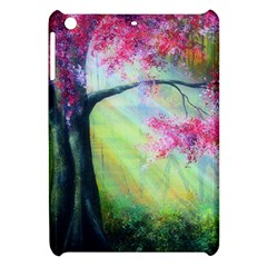Forests Stunning Glimmer Paintings Sunlight Blooms Plants Love Seasons Traditional Art Flowers Sunsh Apple Ipad Mini Hardshell Case