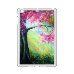 Forests Stunning Glimmer Paintings Sunlight Blooms Plants Love Seasons Traditional Art Flowers Sunsh Ipad Mini 2 Enamel Coated Cases by BangZart