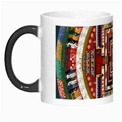 Colorful Mandala Morph Mugs