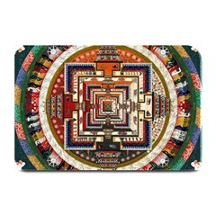 Colorful Mandala Plate Mats