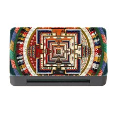 Colorful Mandala Memory Card Reader With Cf by BangZart