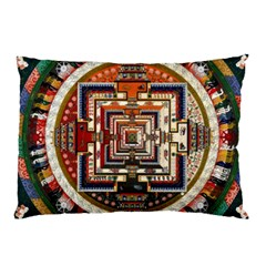 Colorful Mandala Pillow Case (two Sides)