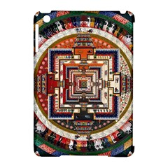 Colorful Mandala Apple Ipad Mini Hardshell Case (compatible With Smart Cover)
