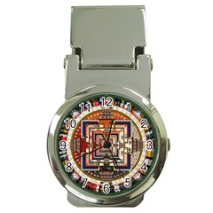 Colorful Mandala Money Clip Watches