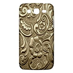 Golden European Pattern Samsung Galaxy Mega 5 8 I9152 Hardshell Case