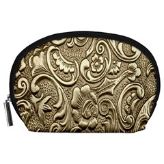 Golden European Pattern Accessory Pouches (large)  by BangZart