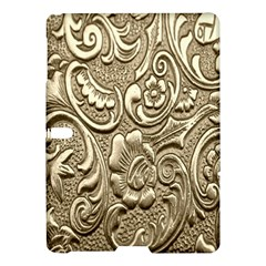Golden European Pattern Samsung Galaxy Tab S (10 5 ) Hardshell Case