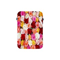 Rose Color Beautiful Flowers Apple Ipad Mini Protective Soft Cases