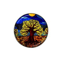 Tree Of Life Hat Clip Ball Marker